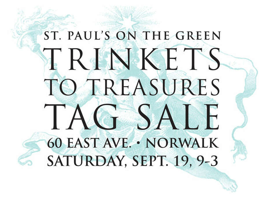 St. Paul's on the Green Giant Tag Sale