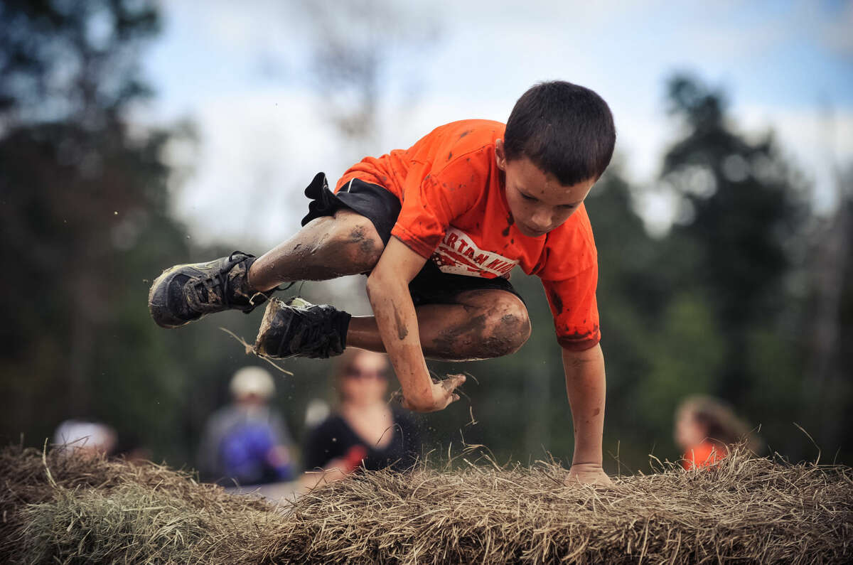 The Spartan Kids Race kicks off the weekend of Sept. 26 and 27 at Mill River Park.