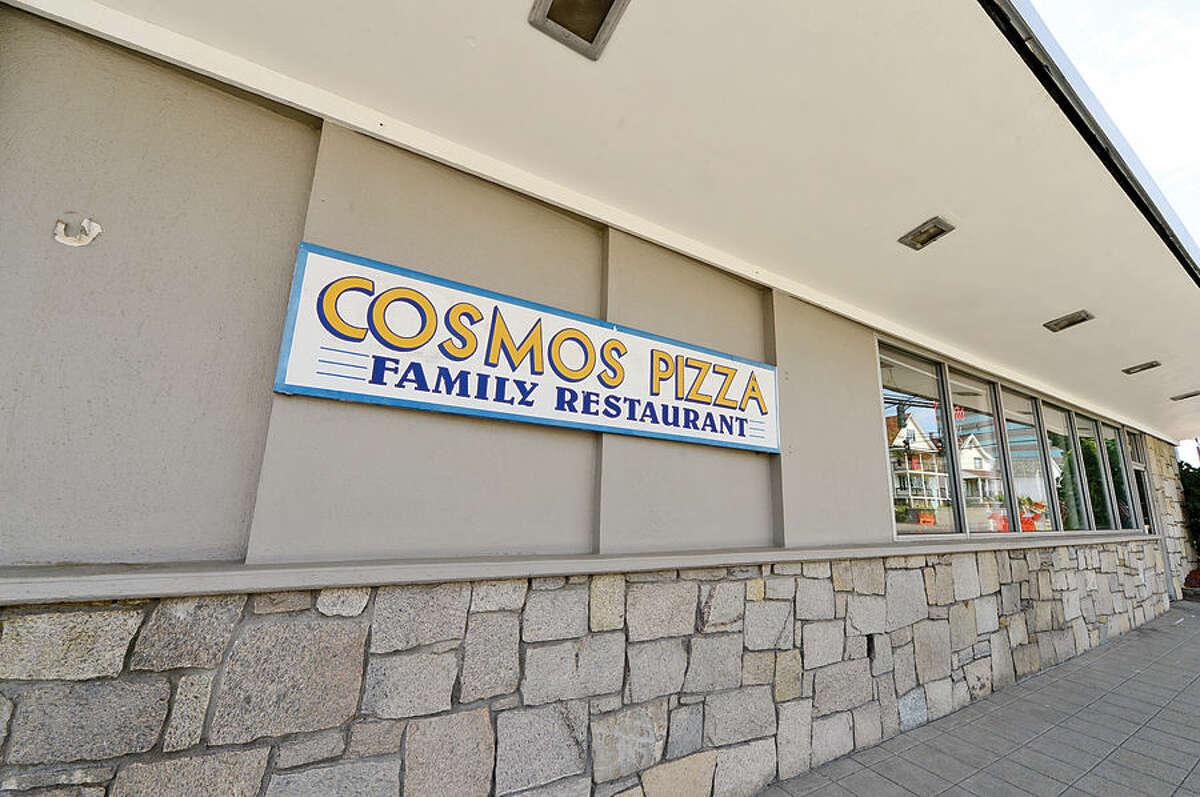 Hour photo / Erik Trautmann Cosmos Pizza restaurant will be closing it's doors this Sunday.
