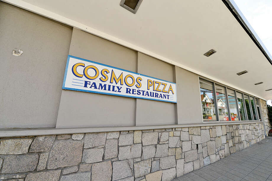 Hour photo / Erik Trautmann Cosmos Pizza restaurant will be closing it's doors this Sunday.