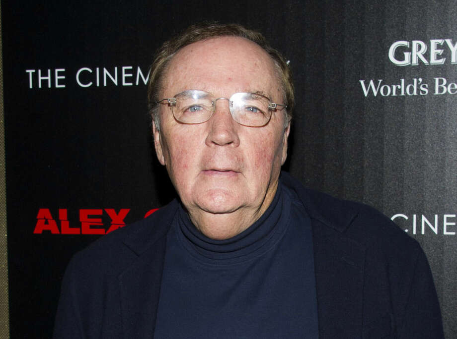 "FILE - In this Oct. 18, 2012 file photo, James Patterson attends a screening of ""Alex Cross"" in New York. Patterson has won the Literarian Award for ""outstanding service to the American literary community,"" the National Book Foundation announced Wednesday, Sept. 23, 2015. Patterson, 68, will be honored Nov. 18 at the annual National Book Awards ceremony dinner in Manhattan. (Photo by Charles Sykes/Invision/AP, File)"