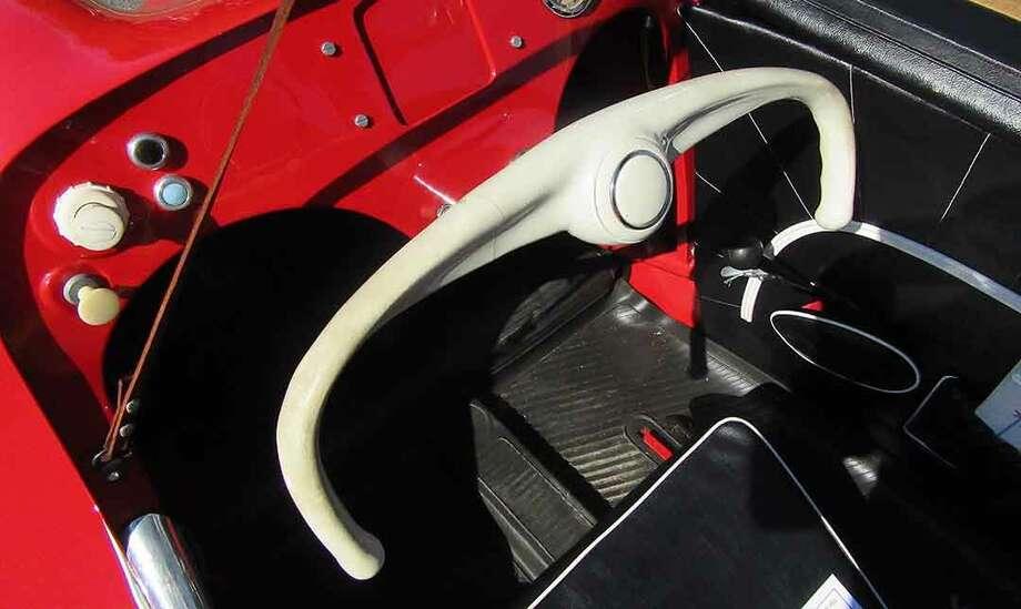 Hour Photo/Alex von Kleydorff The 2015 Alden Sherman Classic Car Show at Weston High School Sunday