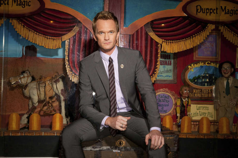 """FILE - In this Sept 10, 2013, file photo, Neil Patrick Harris poses for a portrait at the Magic Castle on in Los Angeles. Harris has written, """"Neil Patrick Harris: Choose Your Own Autobiography,"""" set for release on Oct. 14, 2014. (Photo by Zach Cordner/Invision/AP, File)"""