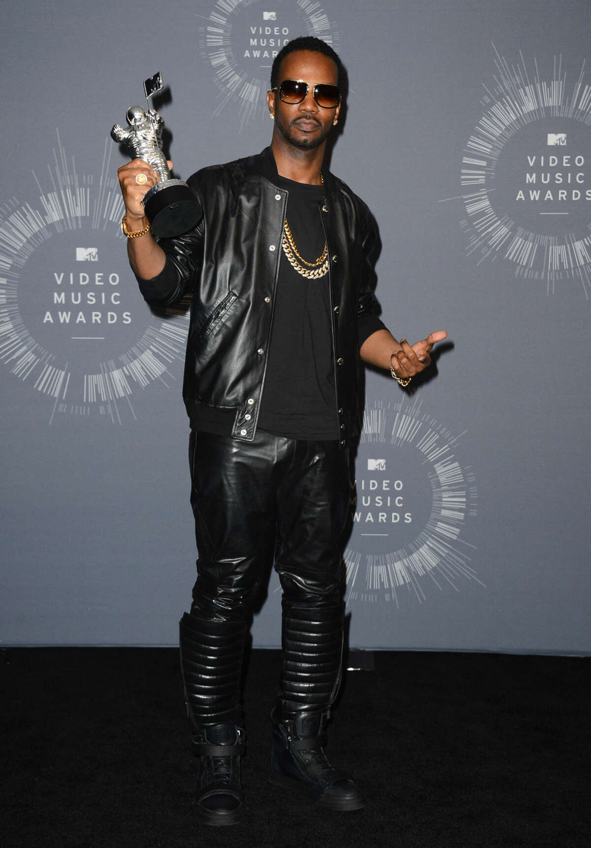 Juicy J, featured in Katy Perry's song
