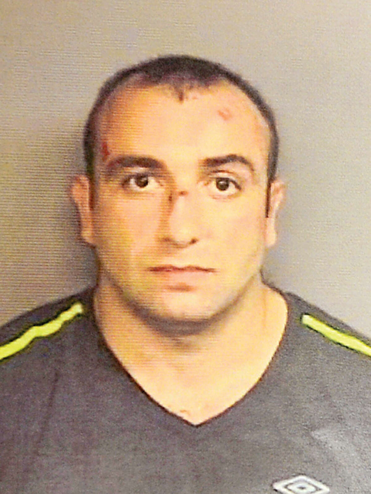 Stamford police announce the capture of suspect, Shota Mekoshvili, in connection with the murder of a stamford cab driver early Thursday morning.