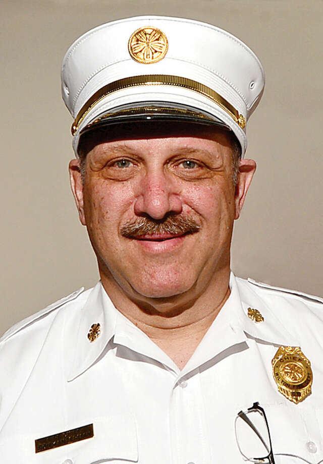 The new Wilton Fire Chief, Ronald Kanterman, needs residents to improve house number identification.