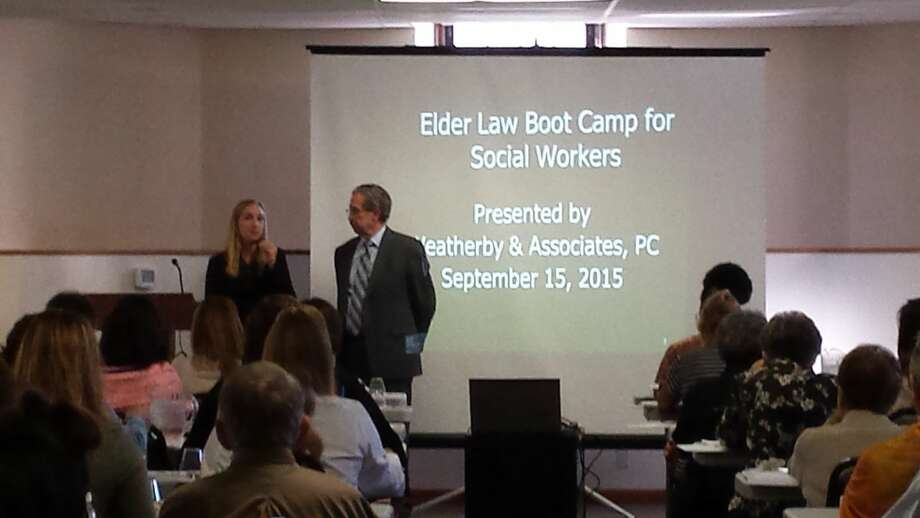 CT Social Workers Report for Elder Law Boot Camp