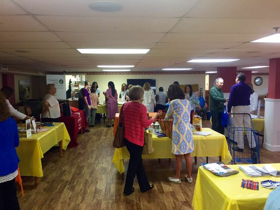 Kingsway Senior Housing Hosts their 5th Annual Community Health Fair