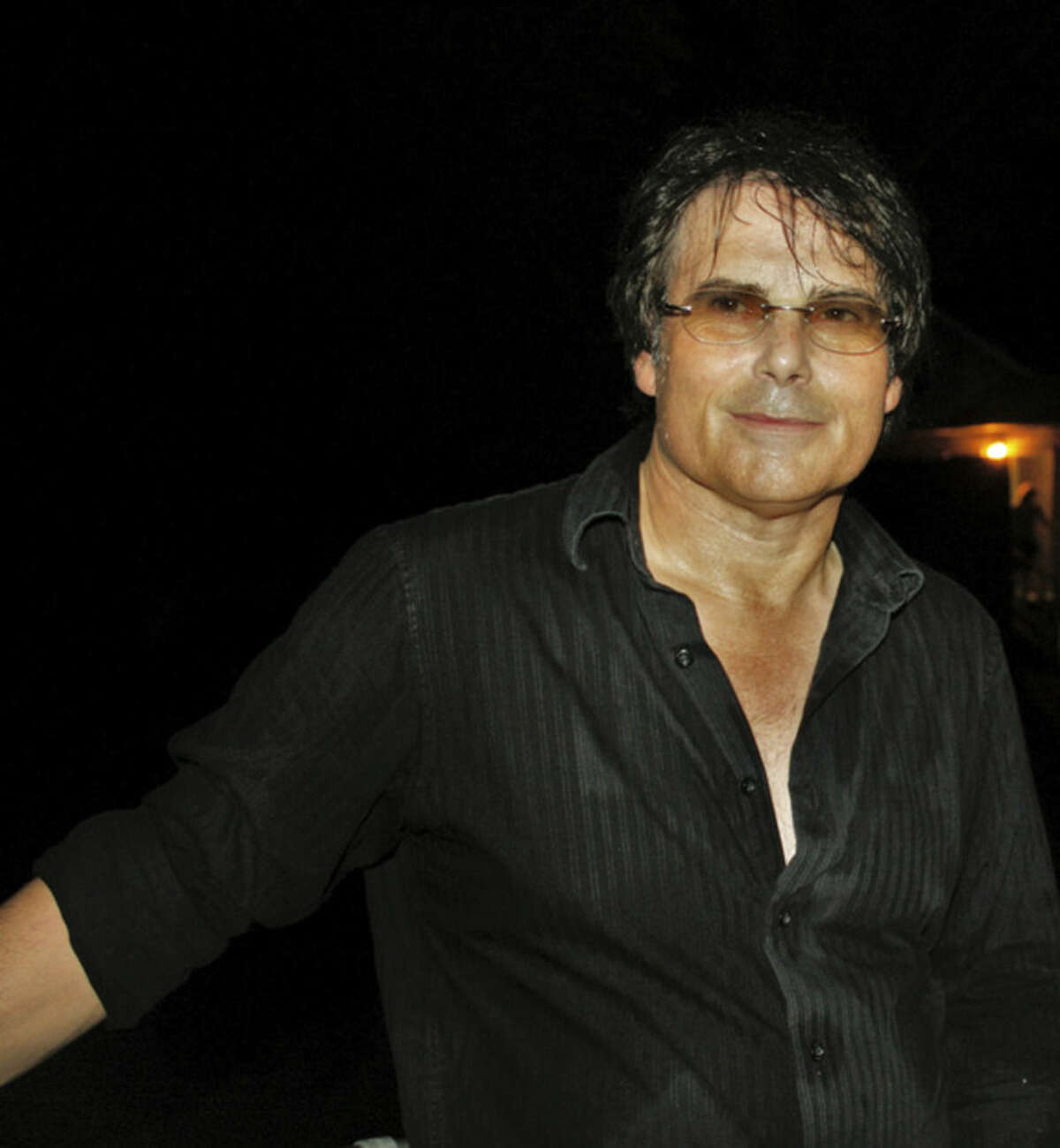 This undated photo provided by Sally J. Irwin shows Jimi Jamison in Chicago. Jamison, who sang lead on Survivor hits such as