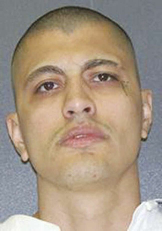 AP photoLicho Escamilla was executed Wednesday for the slaying of Dallas Police Officer Christopher Kevin James.