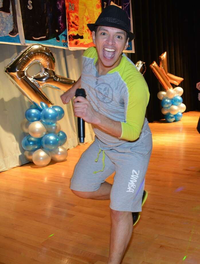 John Layseca performs a ZUMBA demonstration at Live Green CT! Saturday, September 13th at 1:30pm in the Special Features Tent.
