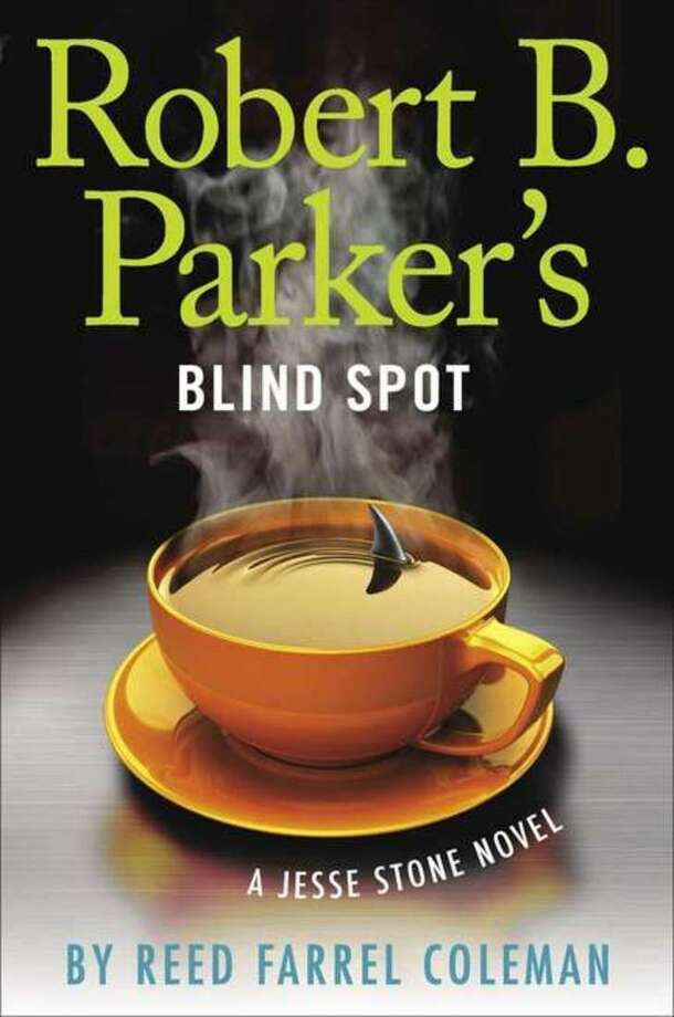 "This book cover image released by G.P. Putnam's Sons shows ""Blind Spot,"" by Robert B. Parker. (AP Photo/G.P. Putnam's Sons)"