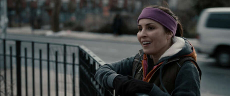 """This photo released courtesy of Fox Searchlight shows Noomi Rapace as """"Nadia"""" in the film, """"The Drop."""" (AP Photo/Copyright Twentieth Century Fox, Fox Searchlight)"""