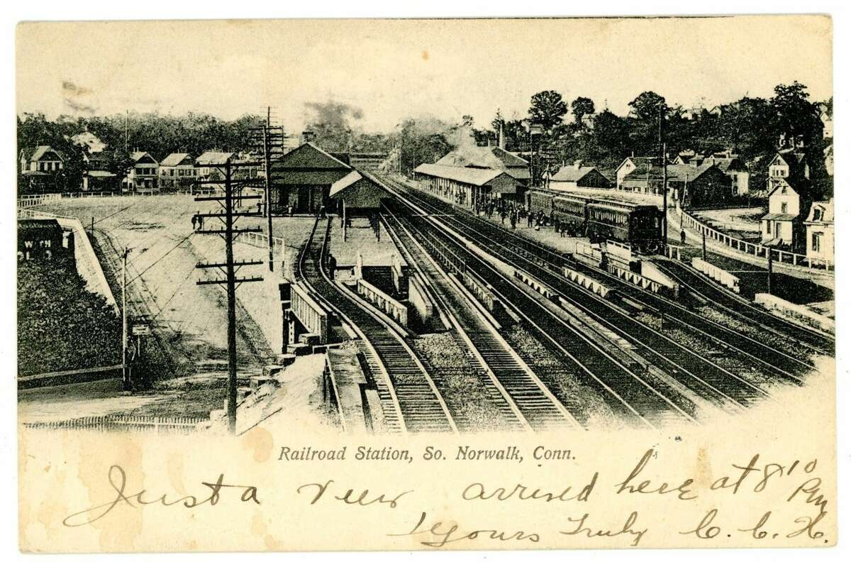 South Norwalk Train Station