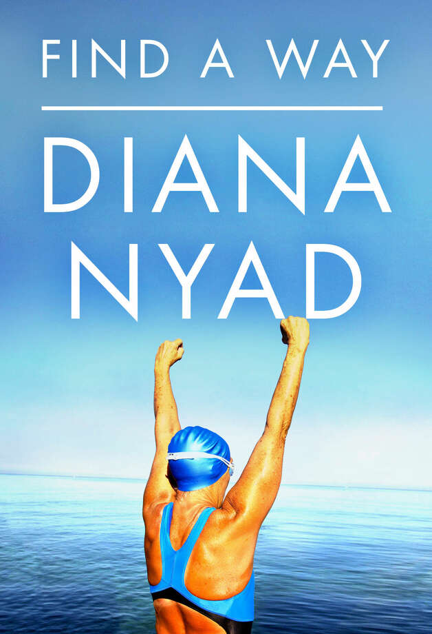Long distance swimmer Diana Nyad visits Wilton Library on Tuesday, Oct. 20, from 7-8:30 p.m. to discuss her brand new book, Find A Way. The book is the captivating story of her life and her inspiring Cuba to U.S. swim which she accomplished in 2013 at the age of 64.