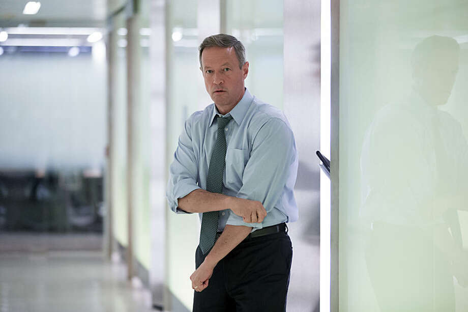 Democratic presidential candidate former Maryland Gov. Martin O'Malley arrives to host a civic tech pitch competition and new leadership reception at the Microsoft Innovation & Policy Center, Wednesday, Oct. 21, 2015, in Washington. (AP Photo/Andrew Harnik)