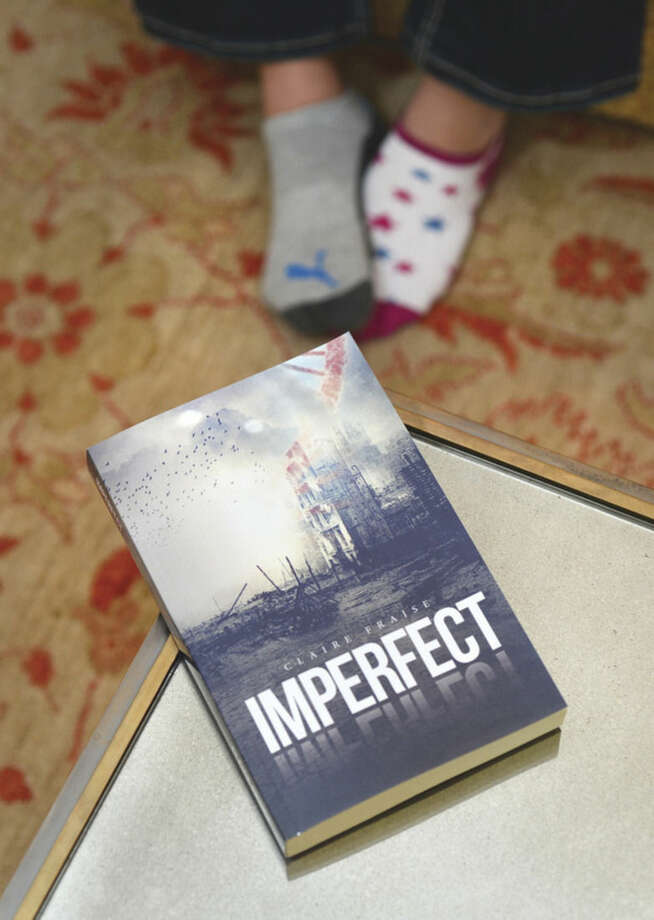 Hour Photo/Alex von Kleydorff Claire Fraise debut book, Imperfect