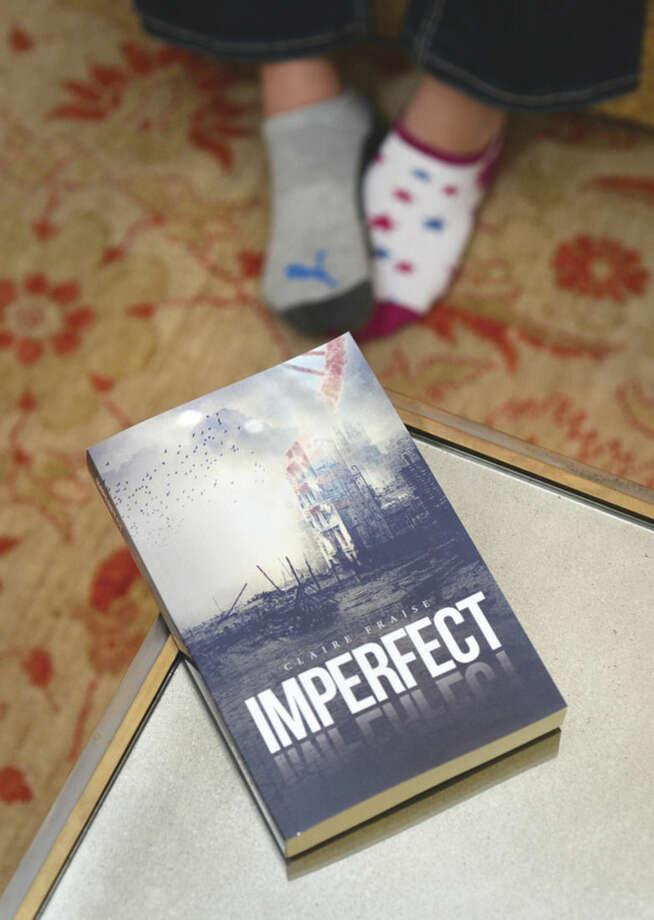 Hour Photo/Alex von Kleydorff Claire Fraise debut book, Imperfect