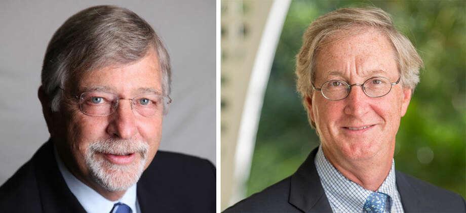 Democrats John E. Igneri and John P. Livingston are running for District E Common Council seats.