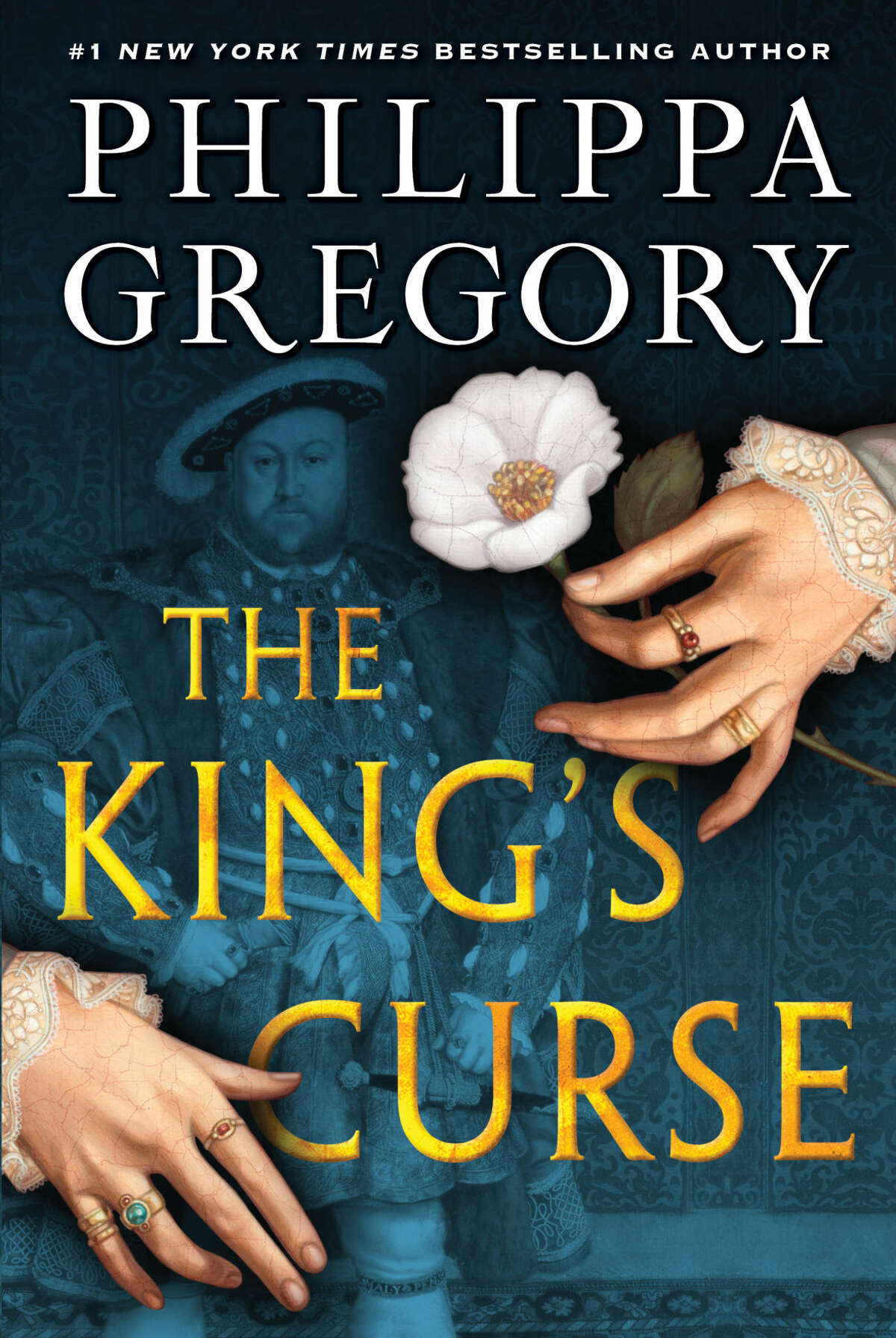 """Wilton Library will host """"Author's Talk: Philippa Gregory - The King's Curse""""on Tuesday, Sept. 16from 7-8:30 p.m."""