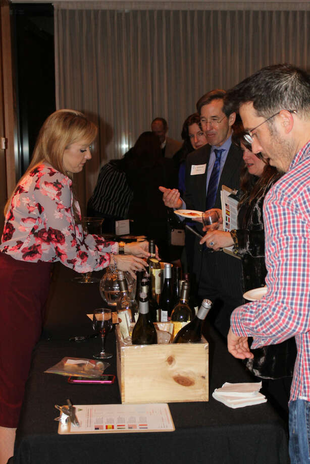 Wilton Library will host its Wine Tasting Benefit on Thursday, Nov. 5, from7 to 8:30 p.m. Attendees will sample wines from around the world courtesy of New Canaan Wine Merchants. Local restaurants will be providing hors d'oeuvres. Tickets are $50 per person and can be purchased online at wiltonlibrary.org or by calling (203) 762-3950, ext. 239.