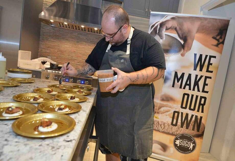 Hour Photo/Alex von Kleydorff Norwalk Education Foundation Taste for Education event at Aitoro's