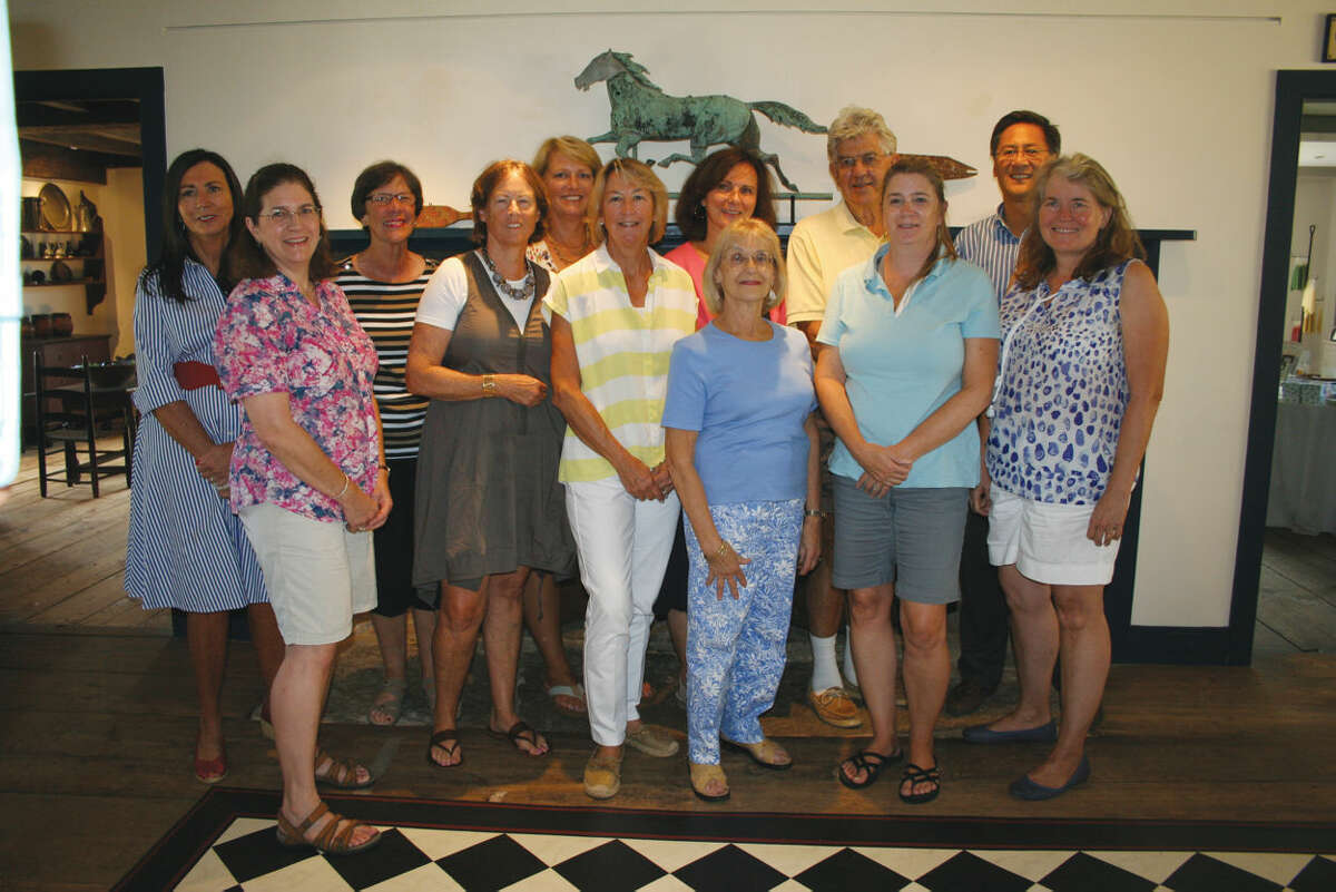 """The Wilton Garden Club will present """"Timeless Gatherings"""" a standard flower show on Oct. 9, 10, and 11 at the Wilton Historical Society."""