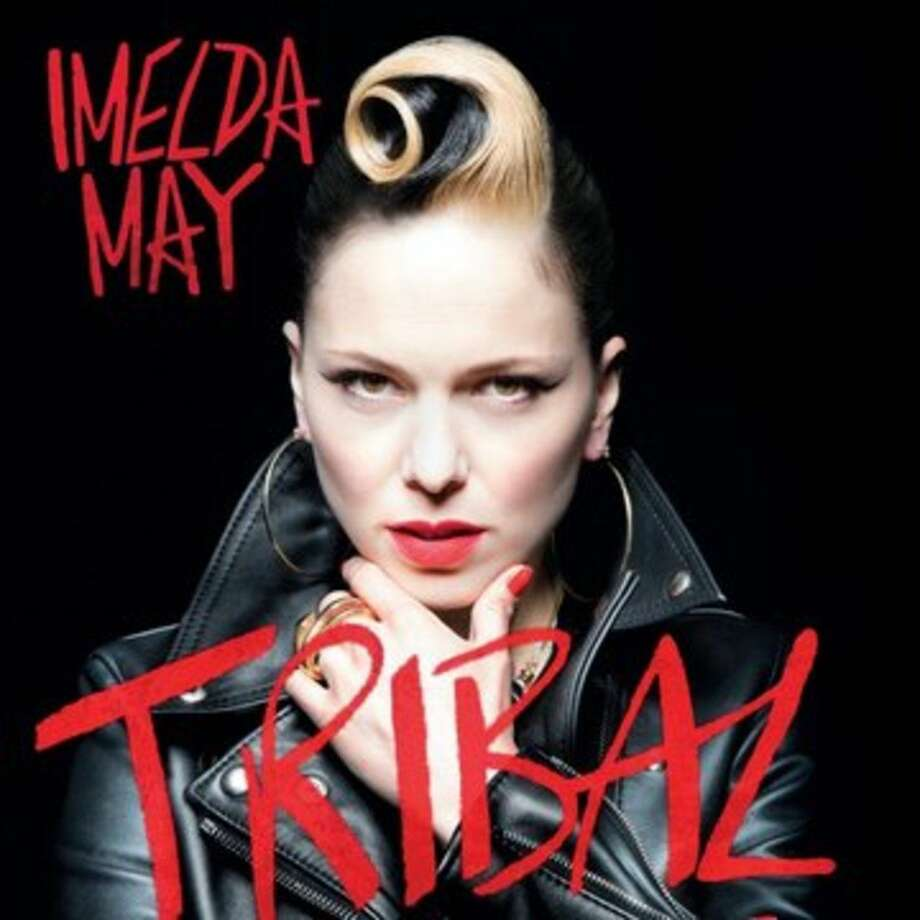 """This CD cover image released by Verve shows """"Tribal,"""" by Imelda May. (AP Photo/Verve)"""