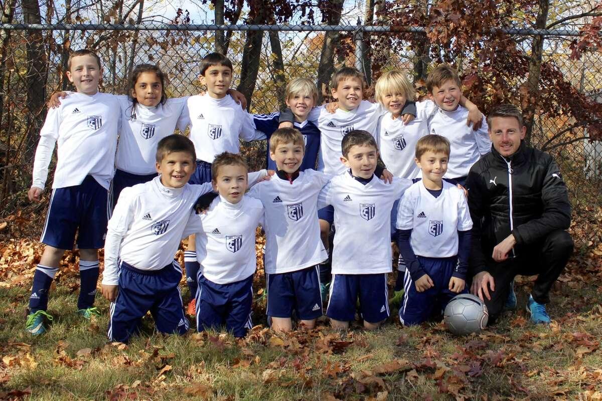 Wilton U9 Boys Blue Soccer