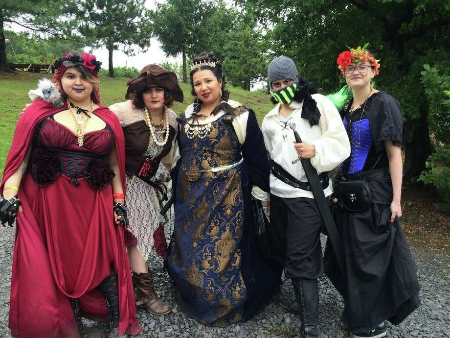 Were you Seen at the Capital District Renaissance Festival held at Indian Ladder Farms in Altamont on Saturday, June 11, 2016? The event continues 11 a.m. To 6 p.m. Sunday, June 12. Photo: Jessica Winans