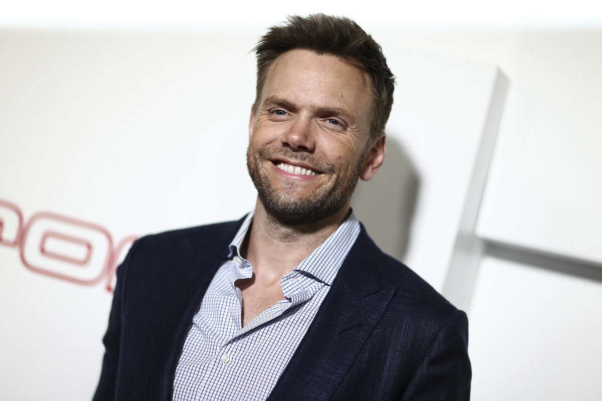 FILE - In this Sept. 17, 2015 file photo, Joel McHale attends the Audi Celebrates Emmys Week 2015 in West Hollywood, Calif. The E! Entertainment network is pulling the plug on