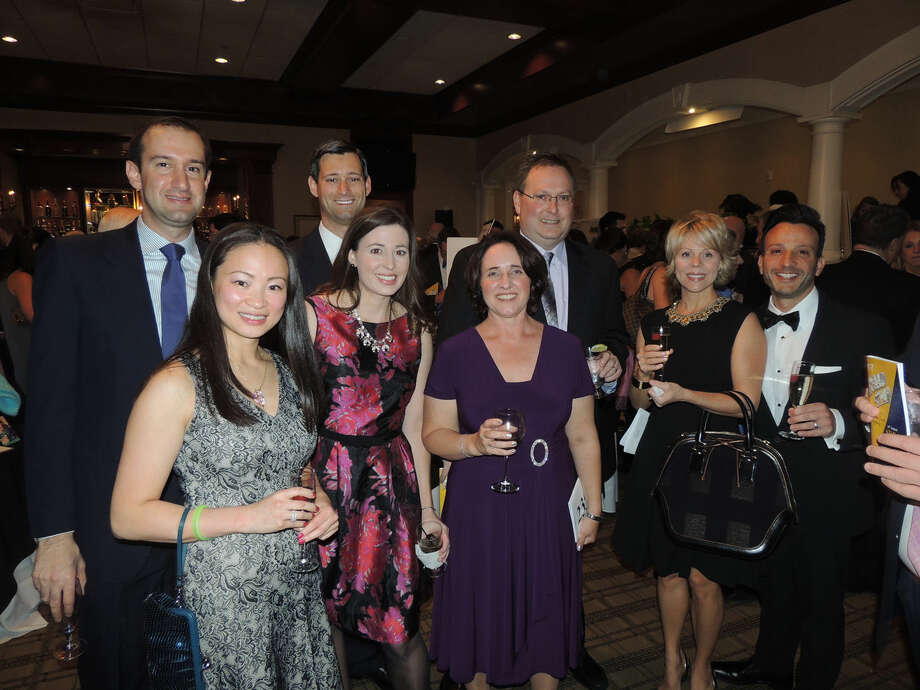 Contributed photo Supporters at the STAR Gala 2015.