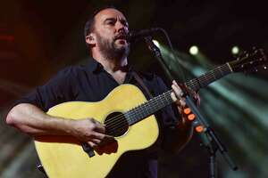 Photos from Saturday night's Dave Matthews Band show at the at the XFinity Theater in Hartford.