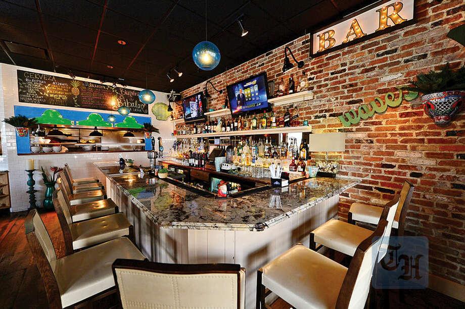 Babaloo Cocina Latina & Cantina opens in Georgetown.