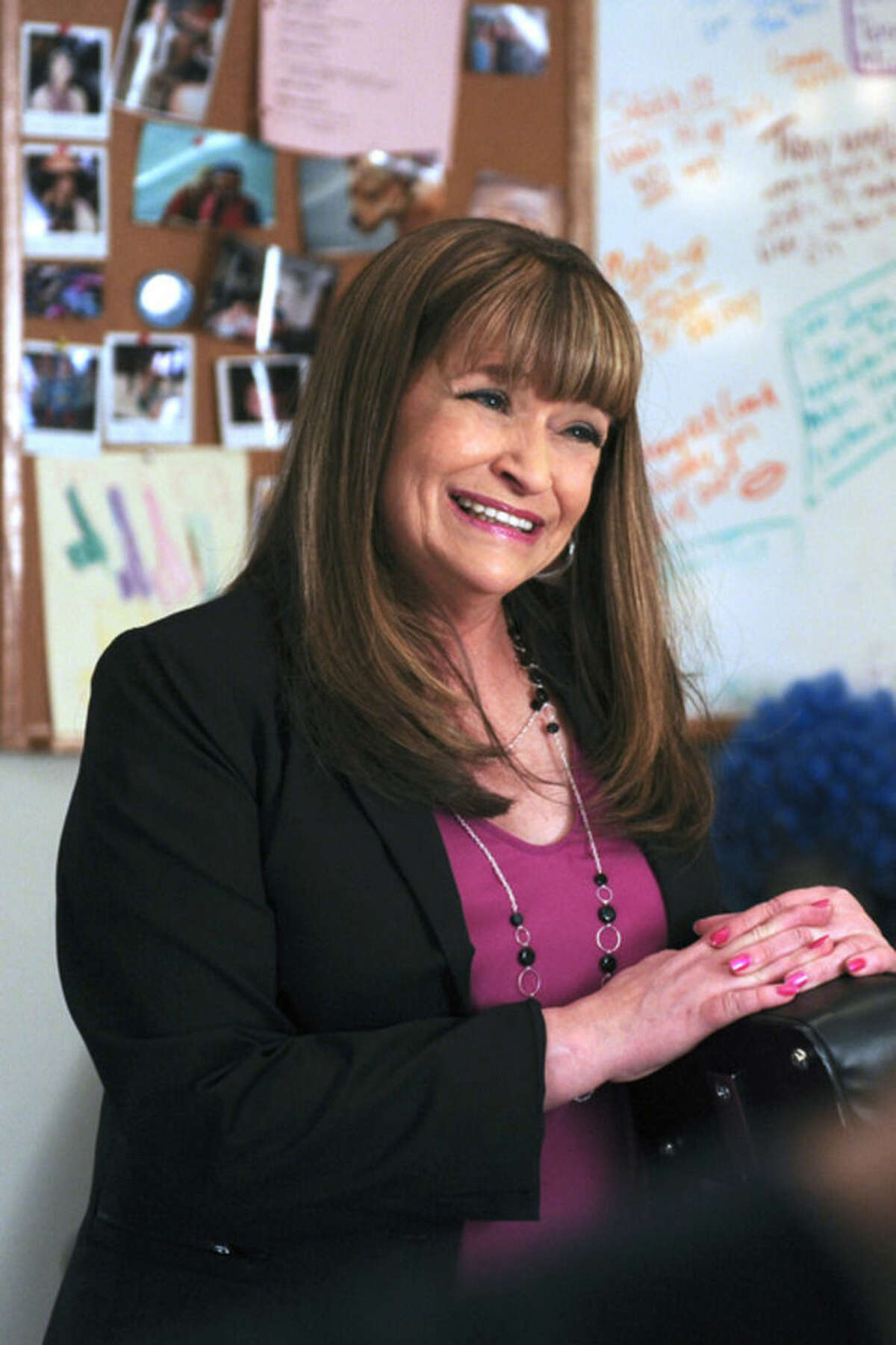 This photo provided by NBC Universal shows Jan Hooks as Verna in season 4 of the television series,