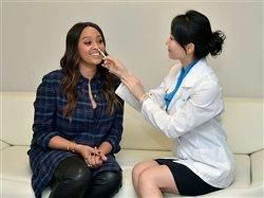 "Actress and Mother Tia Mowry ""Nose"" Best When It Comes to Protecting Her Family From the Flu"