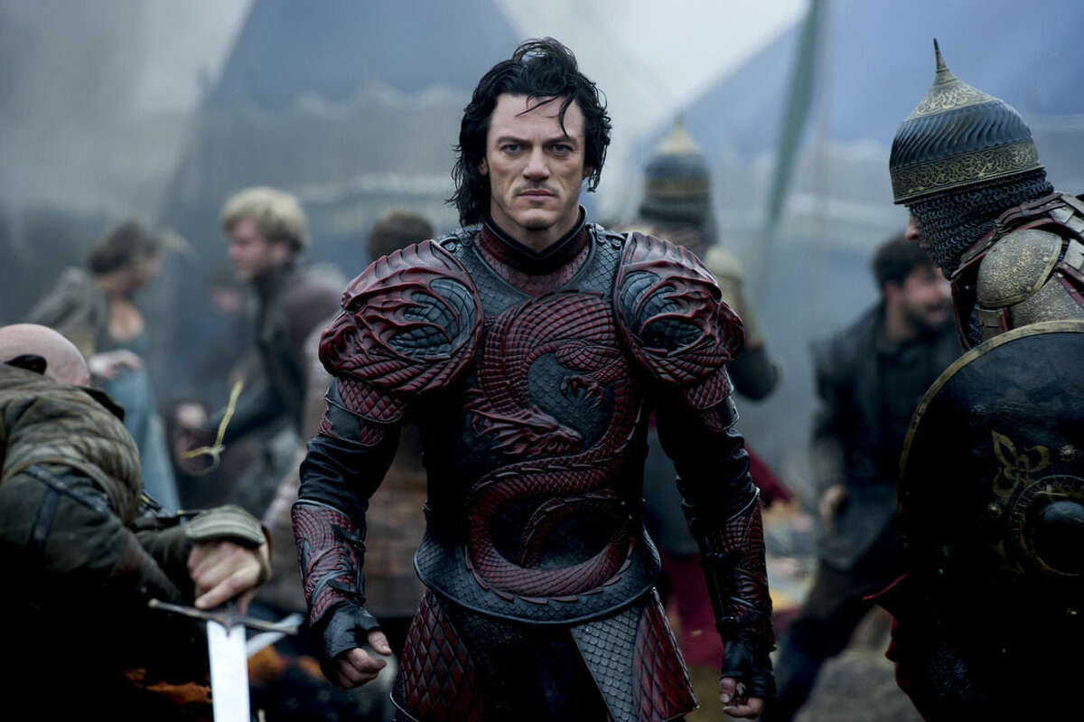 AP Photo/Universal Pictures, Jasin Boland In this image released by Universal Pictures, Luke Evans appears in a scene from