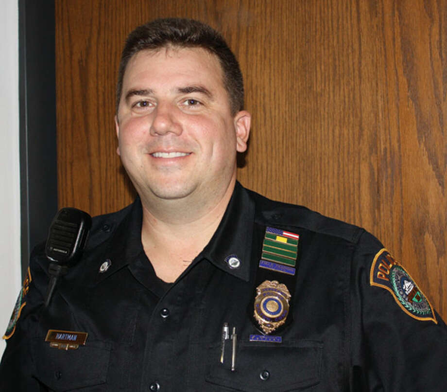 Officer David Hartman