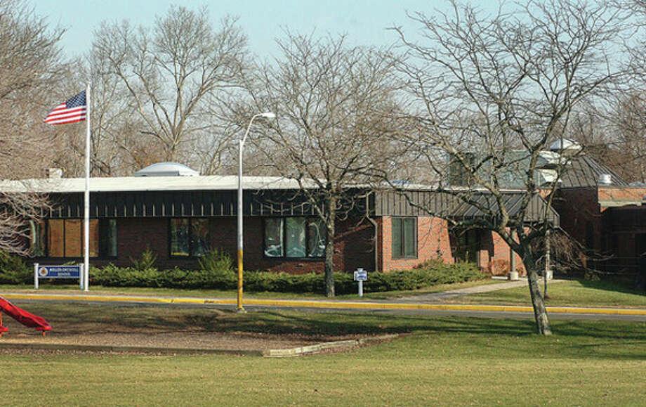 Photo by Alex von Kleydorff. Miller-Driscoll School in Wilton. / 2011 The Hour Newspapers