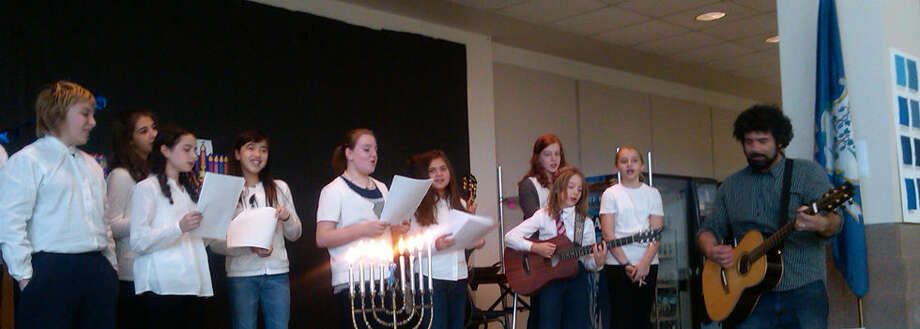 Family Hanukkah Celebration at the Congregation for Humanistic Judaism