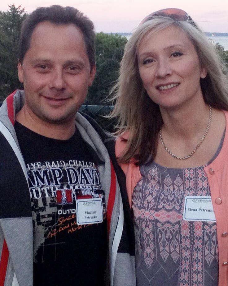 Elena and Vladimir Petrenko