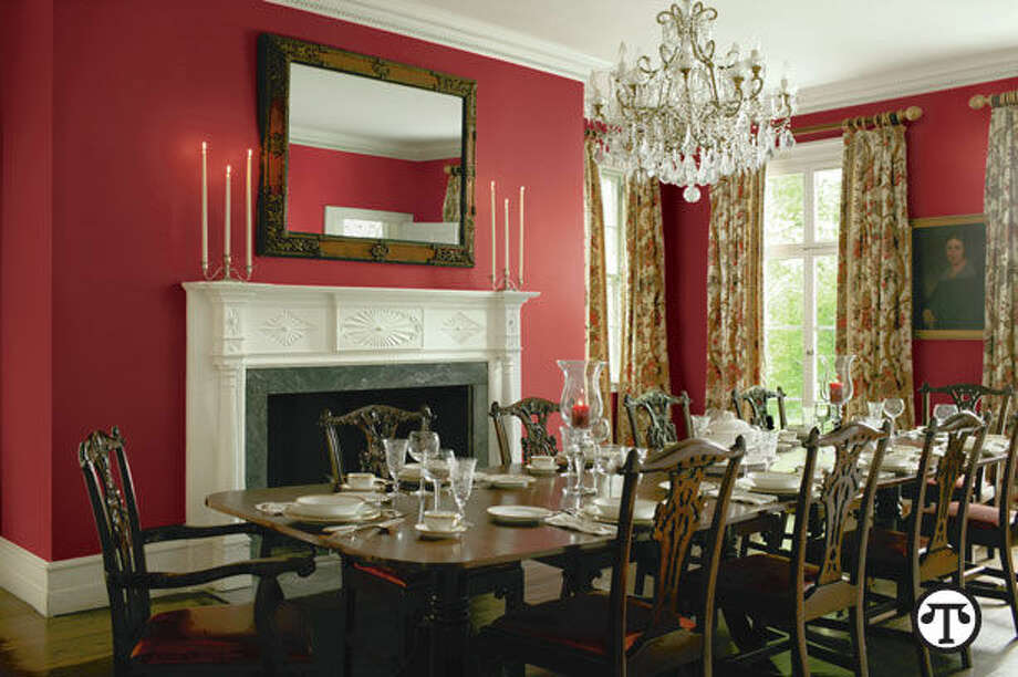 Update the paint colors in your home to create a warm and inviting space for holiday entertaining. (NAPS)