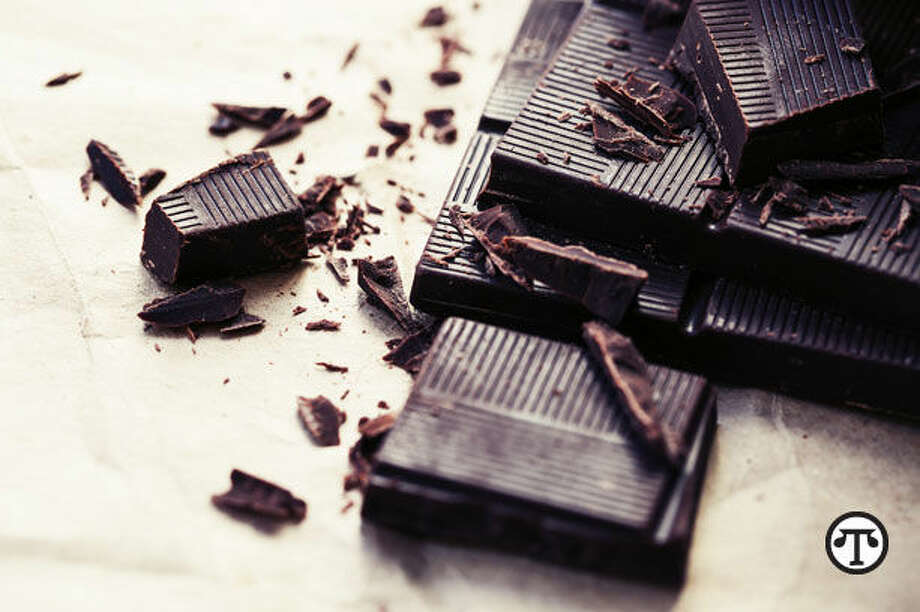 In moderation, a daily taste of chocolate can help you feel good and stay fit. (NAPS)