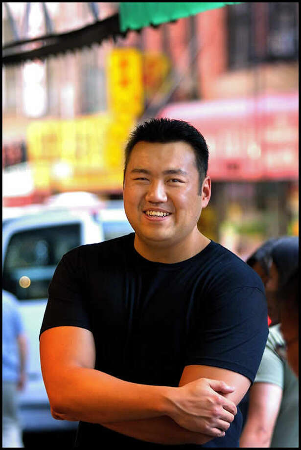 Terrence Cheng, University of Connecticut—Stamford's new campus director