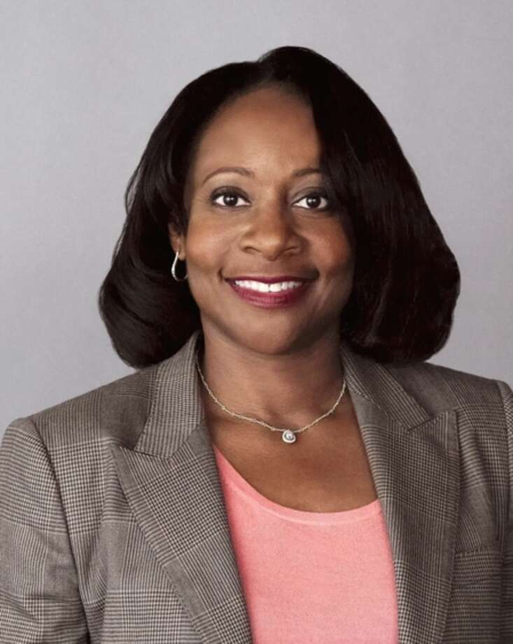 This photo provided by Gilead Sciences shows Robin Washington. Compensation for female chief financial officers at S&P 500 companies in 2014 outpaced that of their male counterparts, according to an analysis by executive compensation firm Equilar and the Associated Press. It follows a similar trend seen with female CEOs in recent years. The one top-paid female CFOs includes Washington of Gilead Sciences at $6.2 million. (Gilead Sciences via AP)