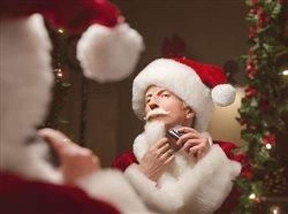 Holiday grooming trends: Is the bushy beard on the naughty or nice list?