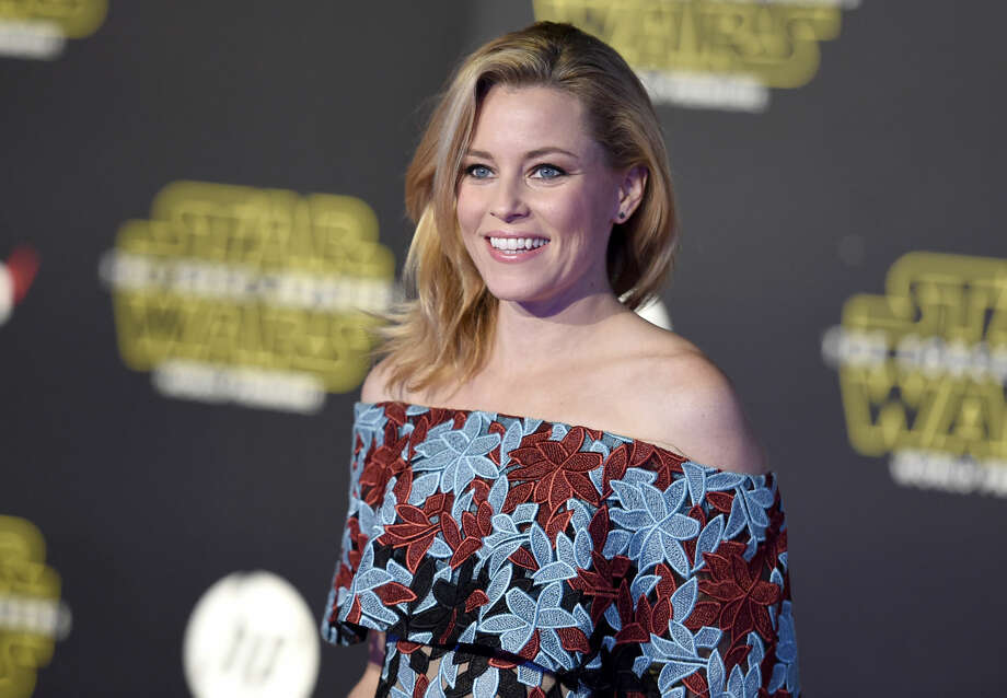 "Elizabeth Banks arrives at the world premiere of ""Star Wars: The Force Awakens"" at the TCL Chinese Theatre on Monday, Dec. 14, 2015, in Los Angeles. (Photo by Jordan Strauss/Invision/AP)"