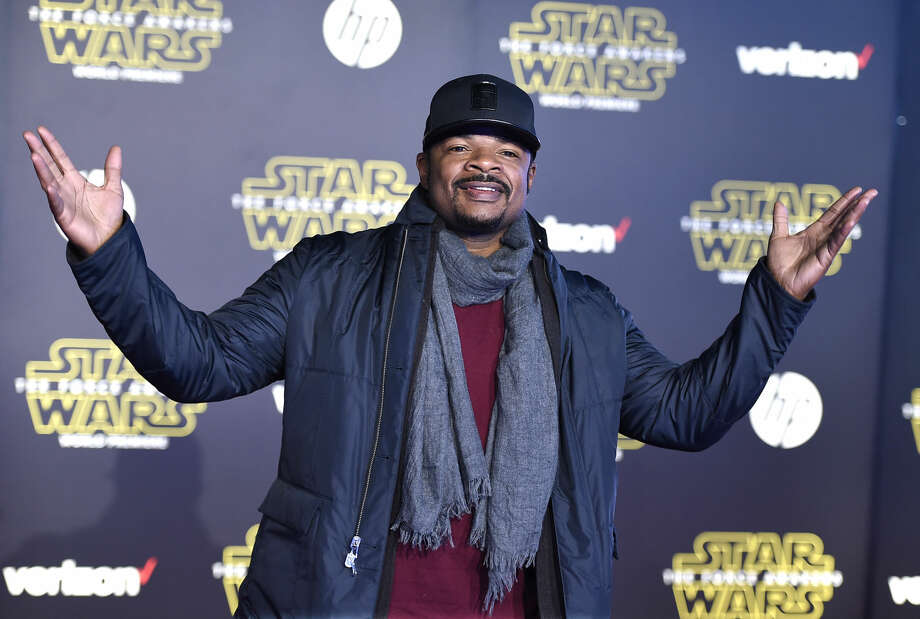 "F. Gary Gray arrives at the world premiere of ""Star Wars: The Force Awakens"" at the TCL Chinese Theatre on Monday, Dec. 14, 2015, in Los Angeles. (Photo by Jordan Strauss/Invision/AP)"