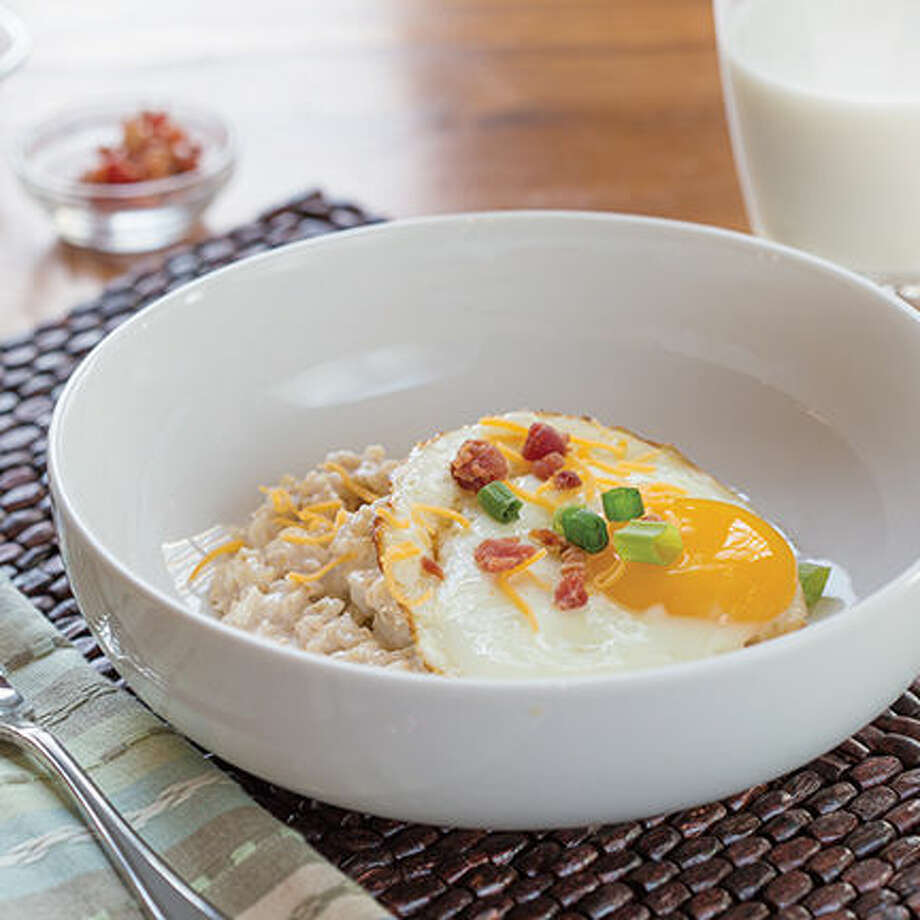 Make Protein at Breakfast This Year's Resolution