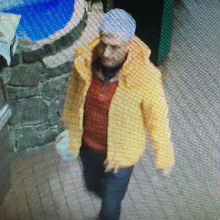 Police are looking for a man who they say stole a purse from Stew Leonard's on Dec. 2.